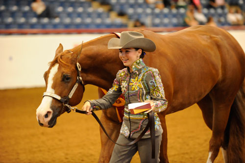 Drew Rogers APHA Youth World Show