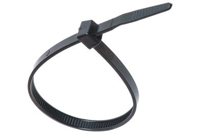 black-zip-tie