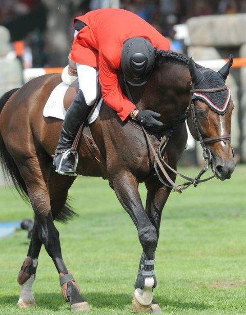 Eric Lamaze & Hickstead  https://www.facebook.com/Hickstead-147909118567280/timeline/