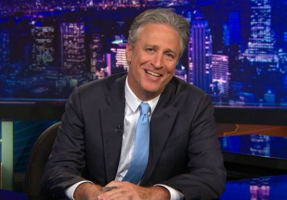 Thank You Jon Stewart - Photo From The Daily Show Facebook