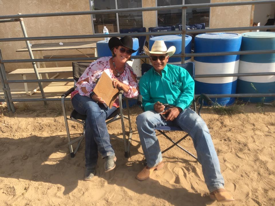 Sami & George Hernandez - From Facebook