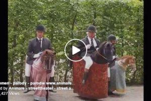 parody horse show